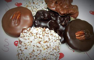 Assorted Chocolates & Caramels